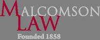 Malcomson Law Solicitors Logo