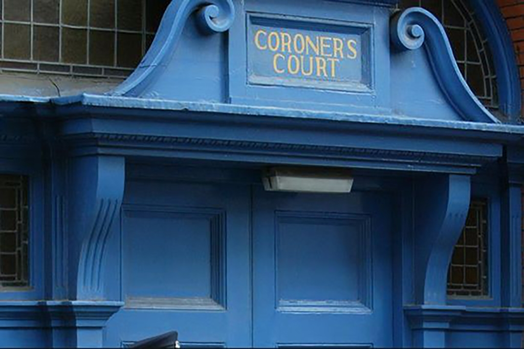 CORONER & INQUESTS