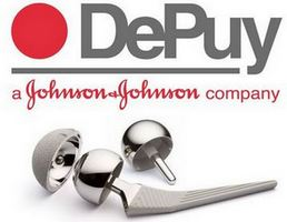 DePuy replacement hip