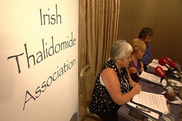 Malcomson Law Representing the Irish Thalidomide Association.