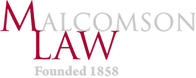 Malcomson Law Solicitors Logo