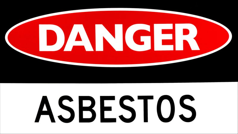 Why are claims relating to secondary exposure to asbestos increasing?