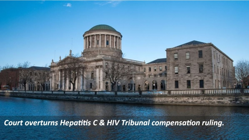 Court overturns Hepatitis C & HIV Tribunal compensation ruling